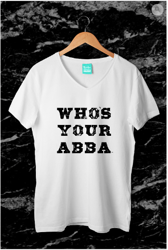 Who's Your Abba - Men's Tee