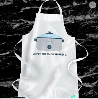 Where The Magic Happens - Apron