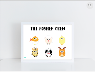 The Kosher Crew Poster