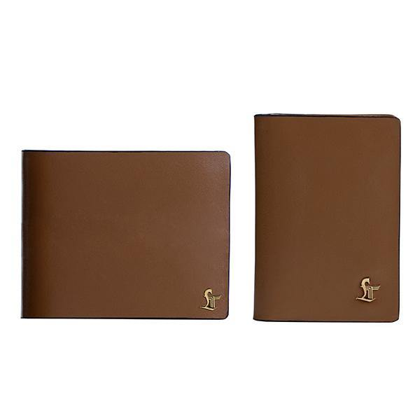 AARON WALLET+AARON II CARD CASE GIFT SET 7