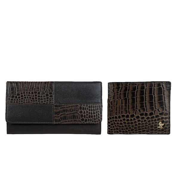 Couple Wallet Gift Set