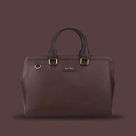 Hunter Folio Bag Brown