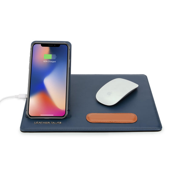 LT SMART MOUSE PAD WITH WIRELESS CHARGING