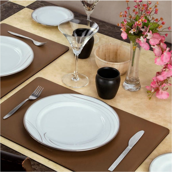 Leather Table Mat (Set of 6)