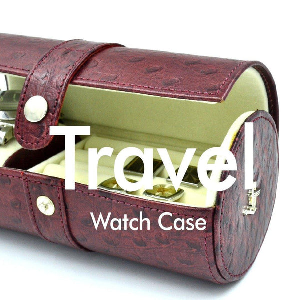 Travel Watch Case