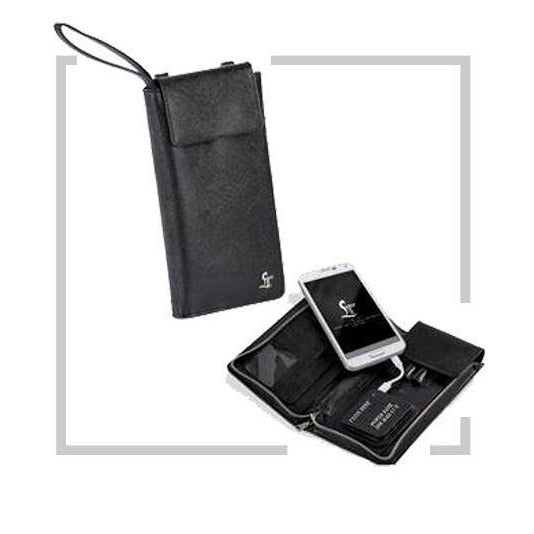 Lt Smart Travel Wallet (2000mah)