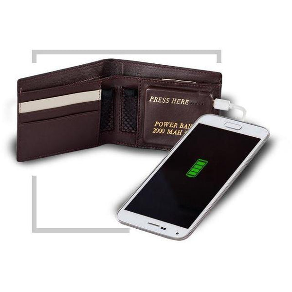 LT-SMART WALLET 2.0 WITH POWER BANK