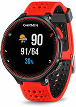 Load image into Gallery viewer, Garmin Forerunner 235 Smartwatch  (Red Strap, Regular)
