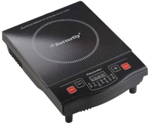 Butterfly Rhino Power Hob Induction Cooktop - IndiaCliq