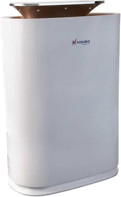 Nasaka Verve S2 63-Watt Portable Room Air Purifier (White)