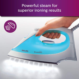 Philips GC1011 1200-Watt Steam Iron (Color May Vary) - IndiaCliq