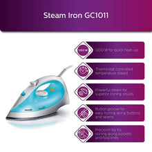 Load image into Gallery viewer, Philips GC1011 1200-Watt Steam Iron (Color May Vary) - IndiaCliq