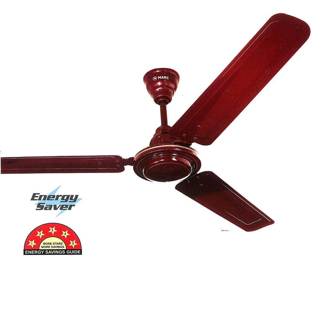 MARC Jet 400 Ceiling Fan -Brown - IndiaCliq