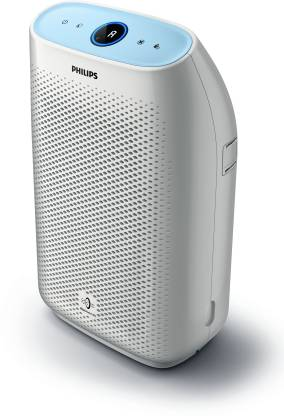 Philips AC1211/20 Portable Room Air Purifier  (White)