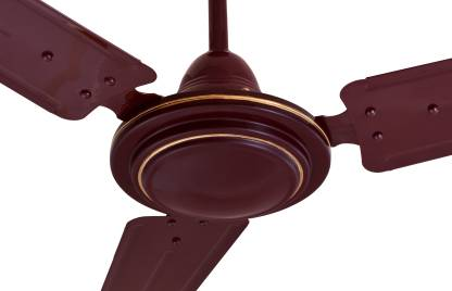 Kenstar Aria Plus 1200 mm 3 Blade Ceiling Fan Brown - IndiaCliq