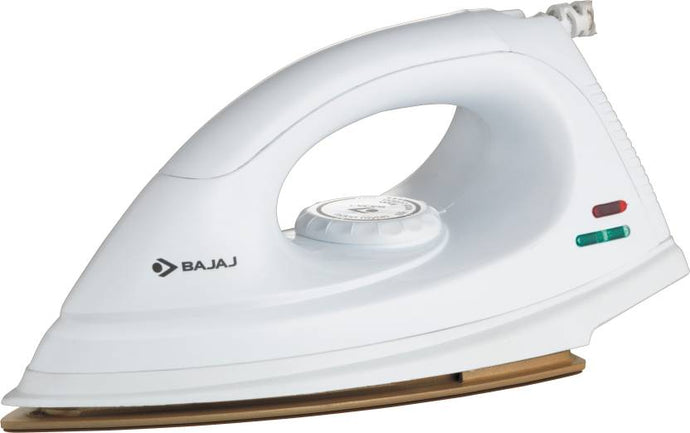 Bajaj DX 7 Light Weight Dry Iron  (White) - IndiaCliq