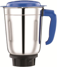 Load image into Gallery viewer, Bajaj Pluto 500 W Mixer Grinder  (White, Blue, 3 Jars) - IndiaCliq