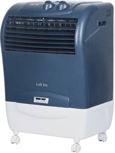 Kenstar 22 L Room/Personal Air Cooler  (White, Blue, Colt Dx) - IndiaCliq
