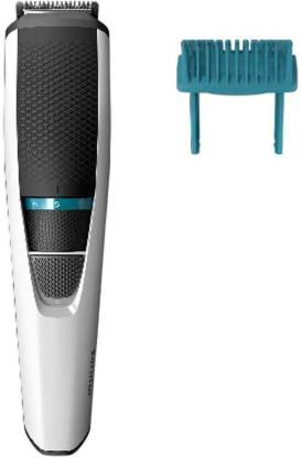 Philips Dura Power BT3203/15 Runtime: 45 min Trimmer for Men  (White) - IndiaCliq