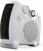 Load image into Gallery viewer, Singer Heat Blow Fan Room Heater