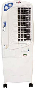 Kenstar Ice Tower Tower Air Cooler  (White, 20 Litres) - IndiaCliq
