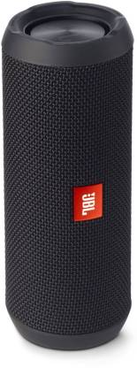 JBL Flip 3 Splashproof 16 W Portable Bluetooth Speaker  (Black, Stereo Channel) - IndiaCliq