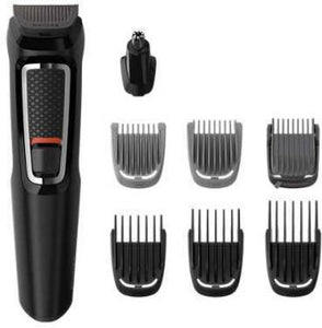 Philips MG3730/15 Runtime: 60 min Grooming Kit for Men  (Black)