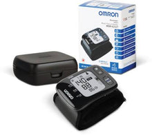 Load image into Gallery viewer, Omron HEM-6232T HEM-6232T Bp Monitor  (Black)