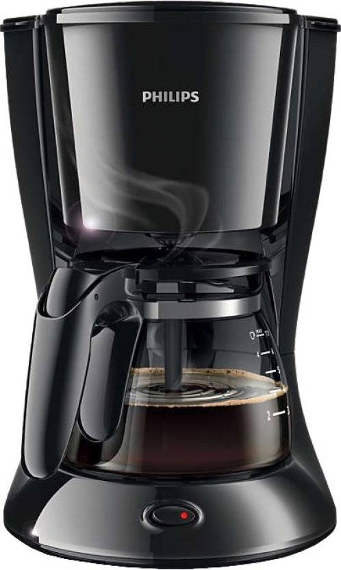 Philips HD7431/20 Coffee Maker  (Black) - IndiaCliq