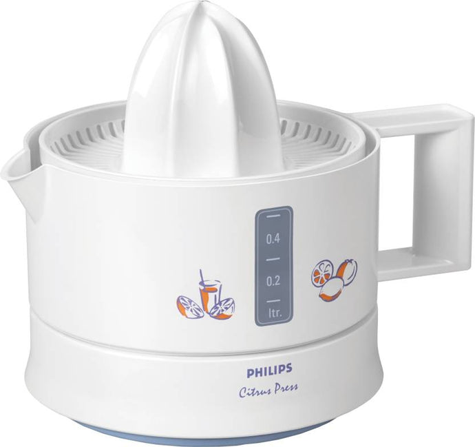 Philips Citrus Press HR2771 25 W Juicer  (White, 1 Jar) - IndiaCliq