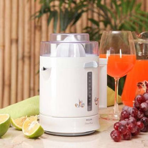 Philips Citrus Press HR2775 25 W Juicer  (White, 1 Jar) - IndiaCliq