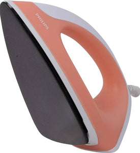 Philips GC097 750 W Dry Iron  (White, Orange) - IndiaCliq
