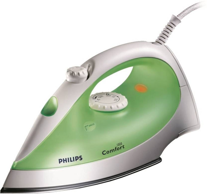 Philips GC1010 Steam Iron  (Green) - IndiaCliq