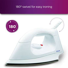 Load image into Gallery viewer, Philips HI114 1000 W Dry Iron  (White) - IndiaCliq