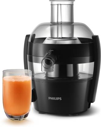Philips HR1832/00 500 W Juicer  (Ink Black, 1 Jar)