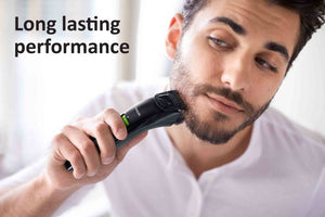 Philips QT3310/15 Cordless Trimmer for Men  (Black)