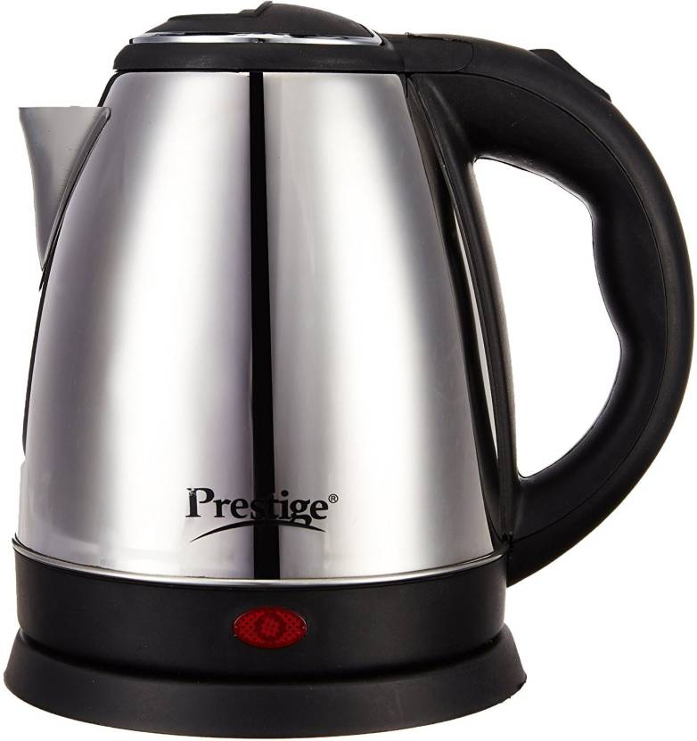 Prestige PKOSS Electric Kettle  (1.5 L, Silver)