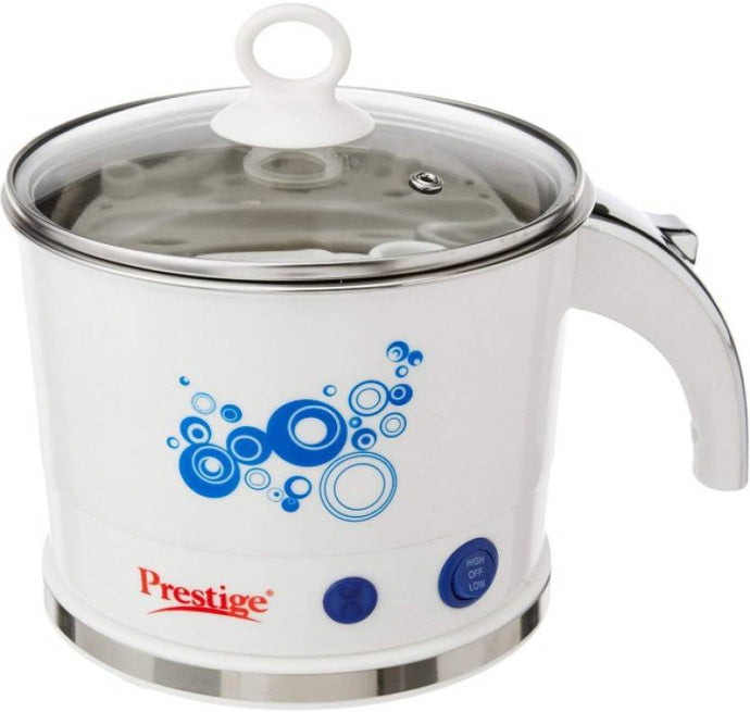 Prestige PMC 2.0 Multi Cooker Electric Kettle  (1 L, White)