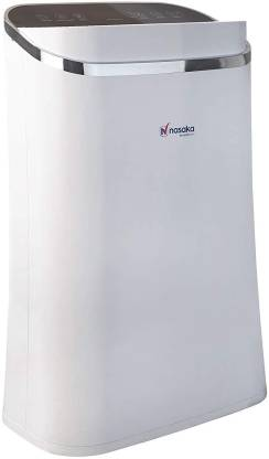 Nasaka Rejuve S1 Portable Room Air Purifier  (White)