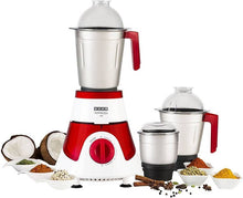 Load image into Gallery viewer, Usha Imprezza MG 3576 750 W Mixer Grinder  (Red, 3 Jars)
