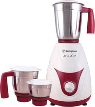 Load image into Gallery viewer, Westinghouse MX75WM3A-DR 750 W Mixer Grinder  (White, 3 Jars)