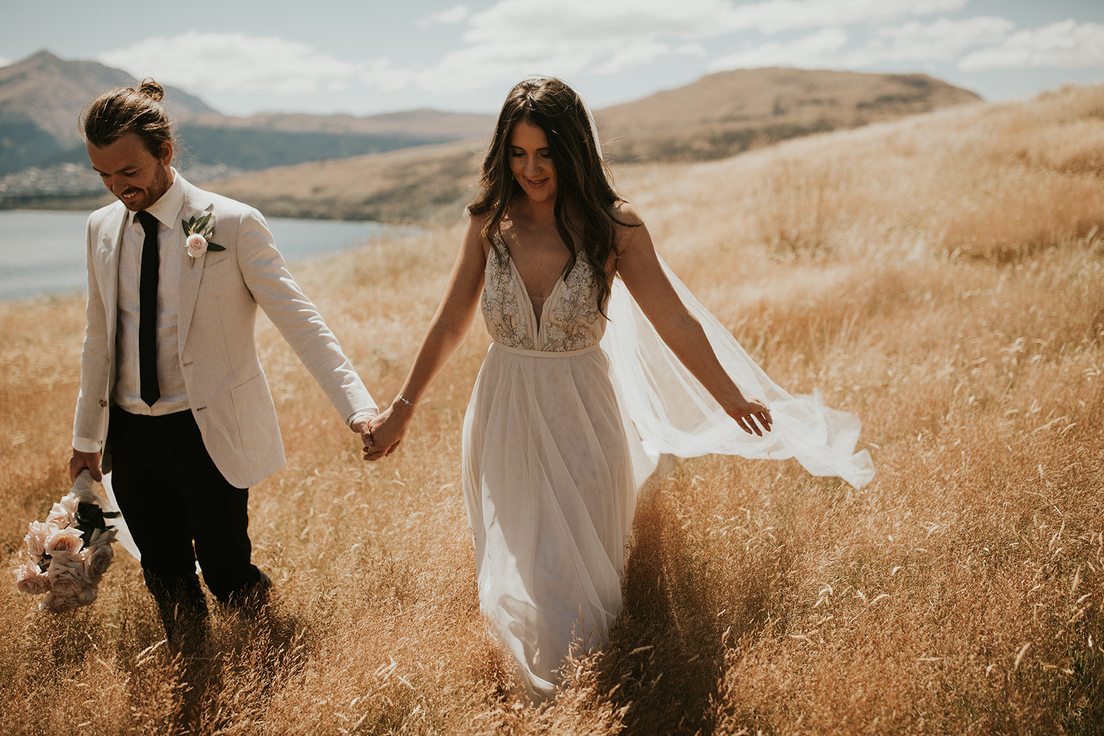 Jaycee & Cam: Jack's Point, Queenstown, New Zealand