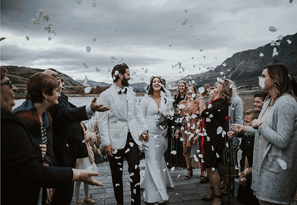 Saraid & Shayne: Jacks Point Clubhouse, Queenstown