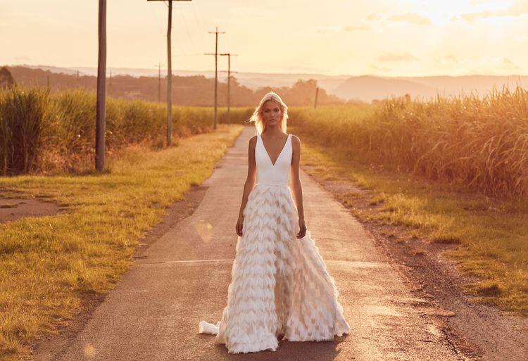 Bridal Wear Online Couture Bridal Collections Suzanne Harward