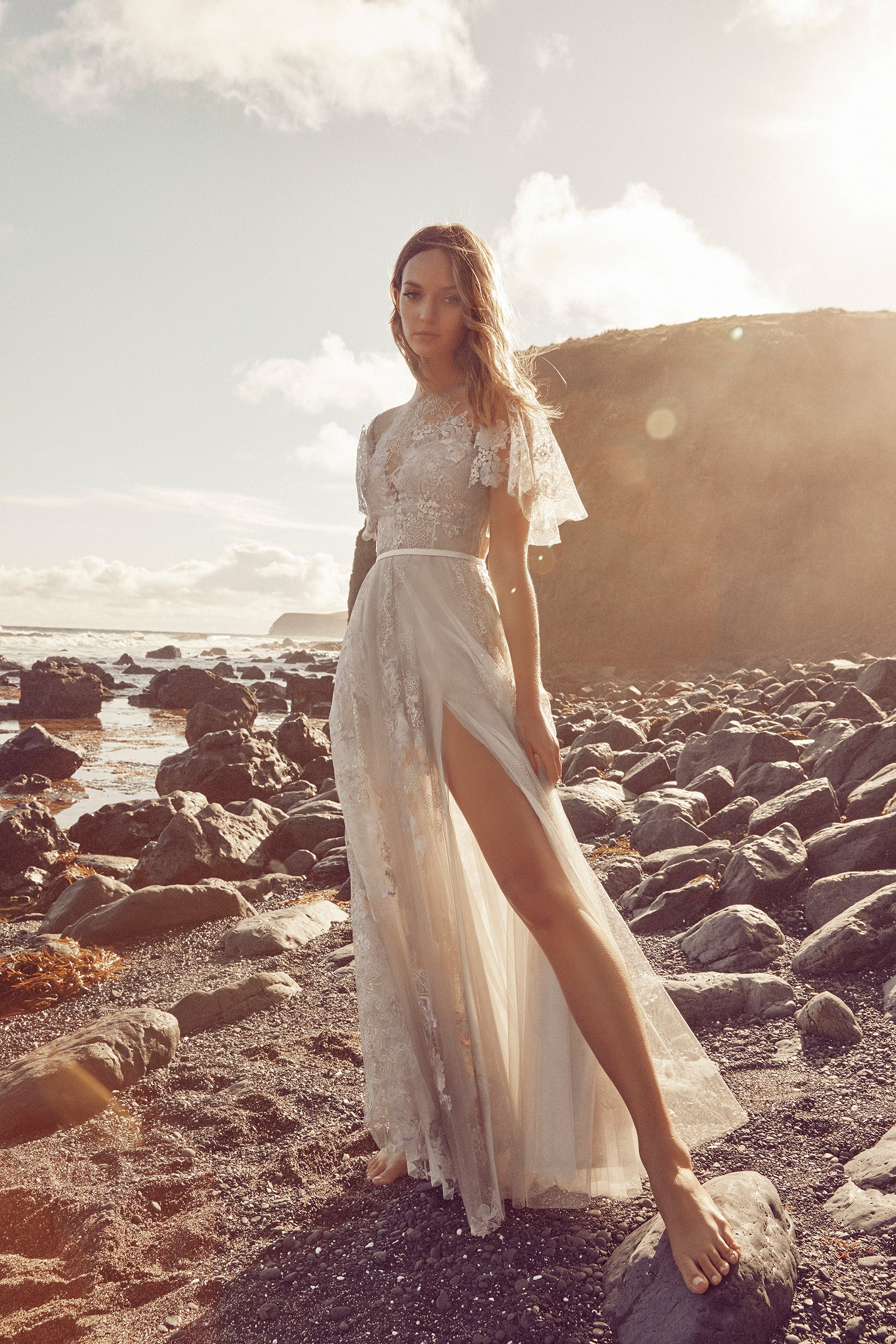 Moonstone Gown