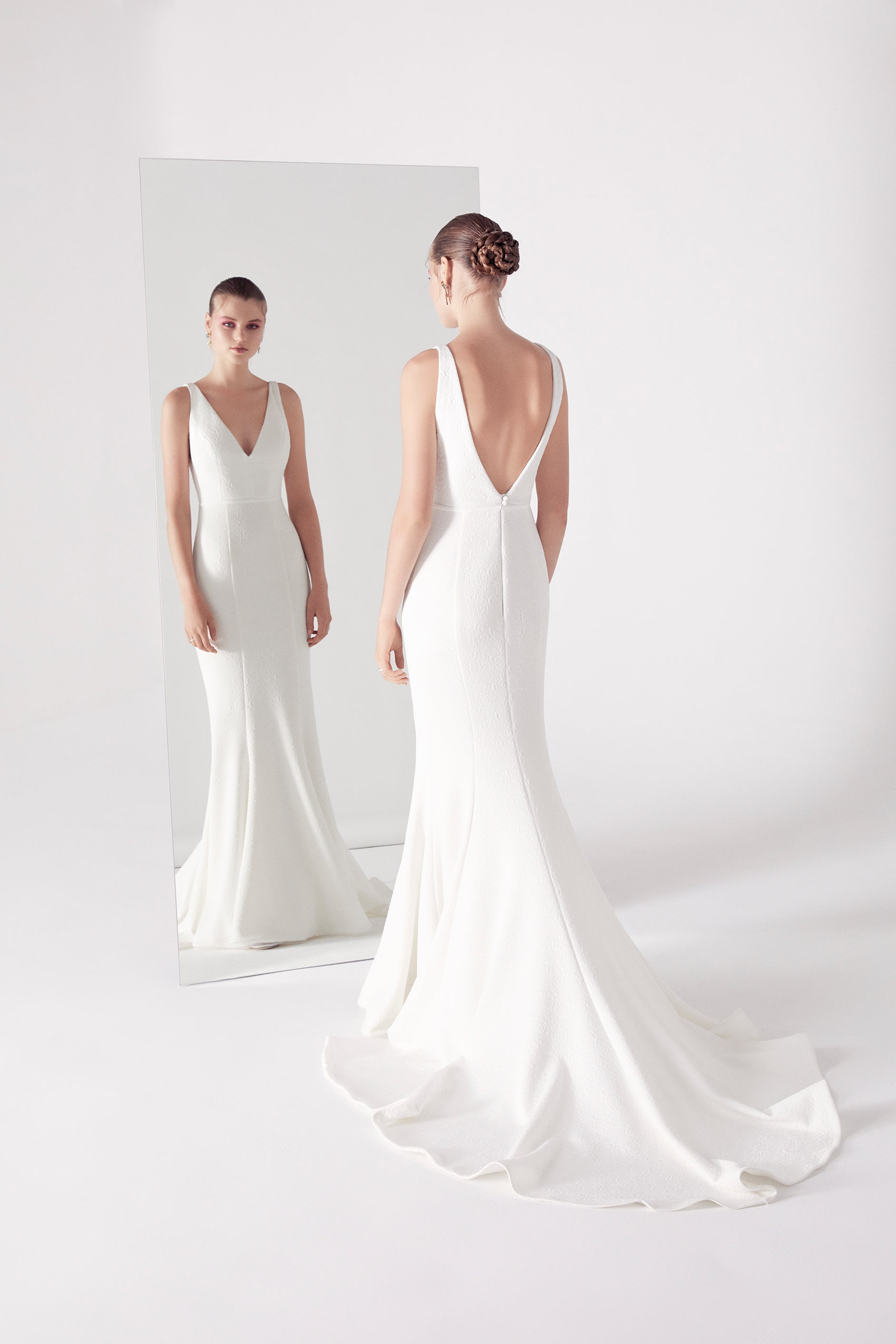 Blanche Gown