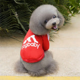 Pet Dog Clothes For Dogs Pets Clothing Small Medium Dog Shirts Winter Pet Hoodies For Dogs Costume Chihuahua Cat Clothing