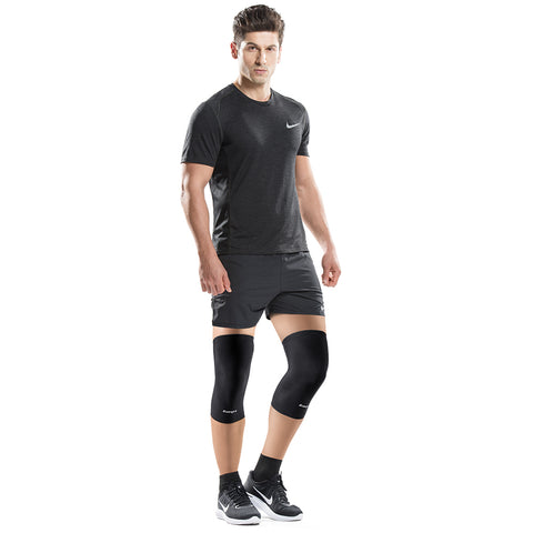 Knee Compression Sleeve- Knee Support Brace, Pair (2)