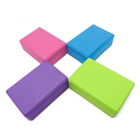 Yoga Movement Block Foam Brick