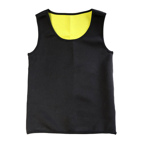 Slimming Body Vest for Men  - Fat Burning Corset Vest for Weight Loss